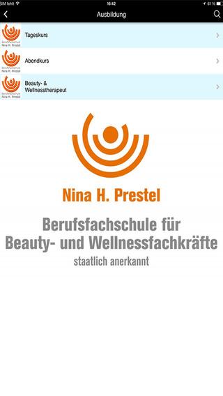 Berufsfachschule Nina H. Prestel