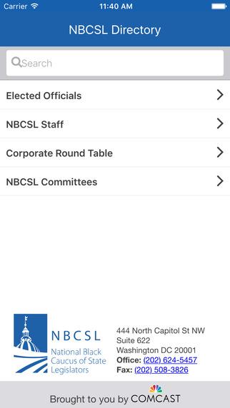 NBCSL Membership Directory