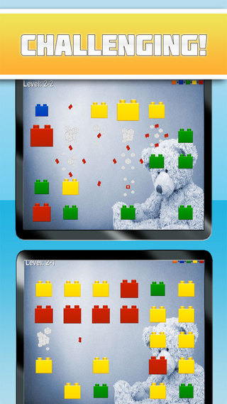 Block Breaker Free Fun Puzzle Game For Kids and Adults
