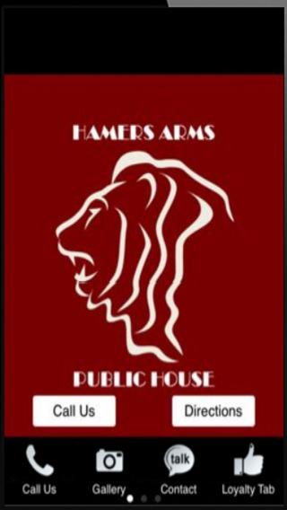 Hamersarms
