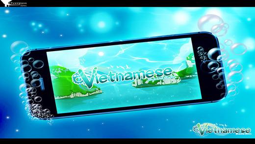 Vietnamese Bubble Bath: The Vietnamese Learning Game Full Version