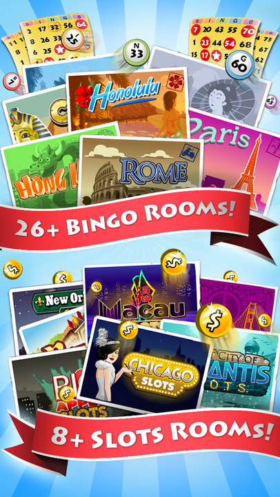 BINGO Blitz - FREE Bingo + Slots - iPhone Mobile Analytics and App Store Data