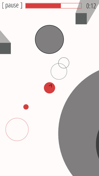 Circles - a game of survival