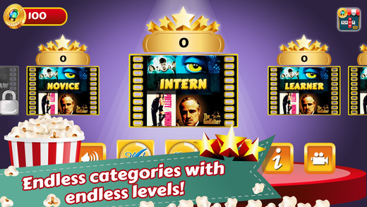 Movie Junkies - Guess the Movie Hollywood Celebrity Blockbusters quiz trivia Game