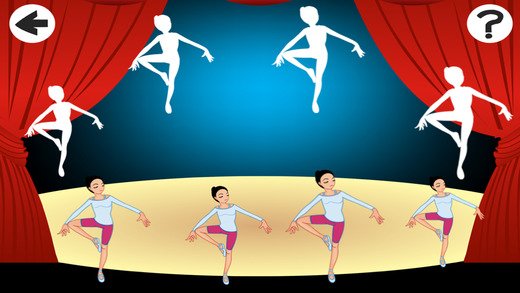 Ballett School Kid-s Game For Free With Little Dance-rs
