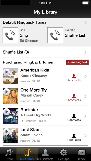 ‎LISTEN Music Ringback Tones (RBT) on the App Store