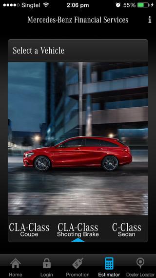 Mercedes benz mymbfs new zealand app app for Mercedes benz apps