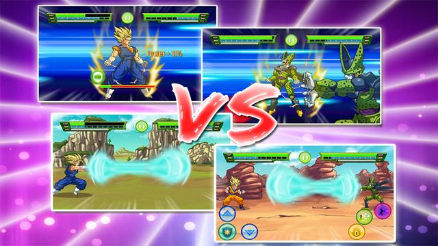 dragon ball z tap battle english apk mod