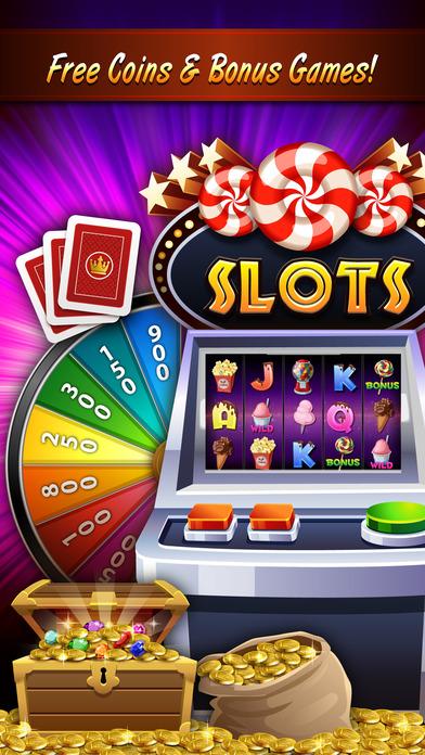Screenshot 2 #1 Мания конфеты Счастливые Слоты бесплатно Вегас падение сахар сладкий пузырь удачи казино