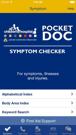 All Children's Hospital - Pocket Doc
