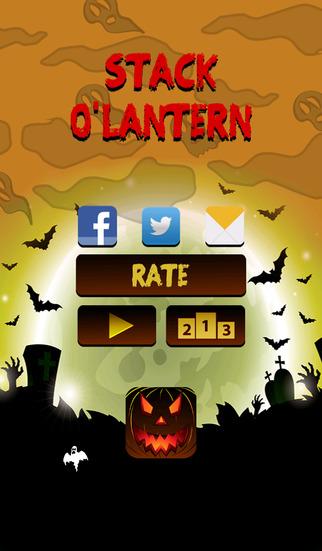 Stack O'Lantern - Happy Halloween