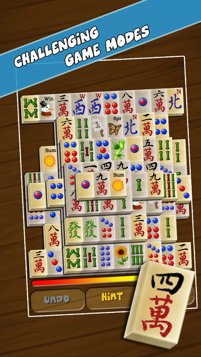 Super Mahjong iPhone Screenshot 2