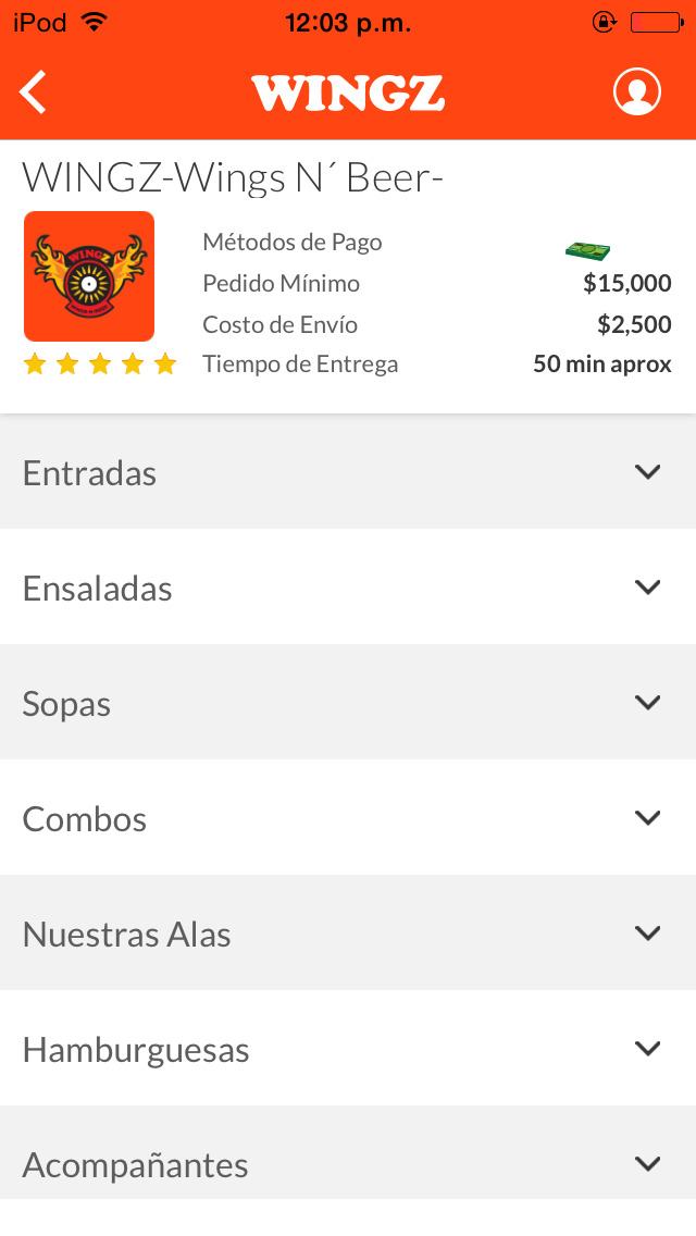 download Wingz apps 2