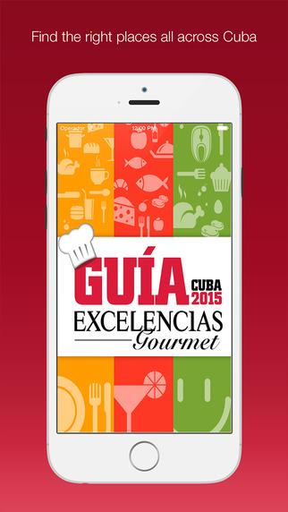 Excelencias Gourmet Cuba Guide