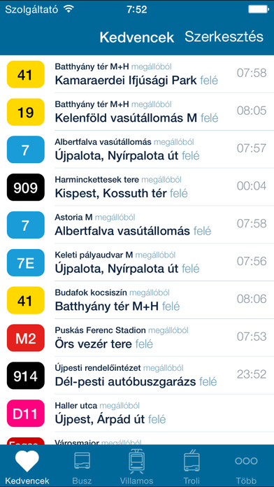 BpMenetrend iPhone Screenshot 1