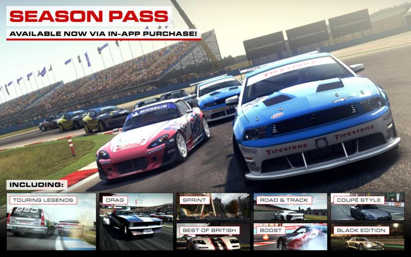 GRID Autosport Screenshot - 1