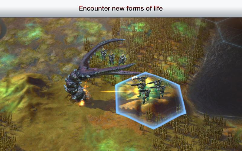 Civilization Beyond Earth Screenshot - 3