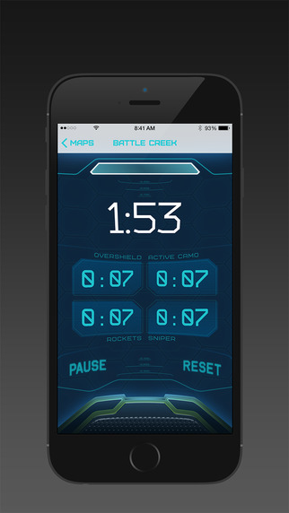 Respawn Timer for Halo