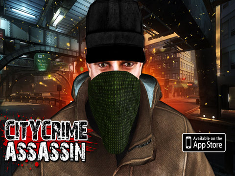 City Crime:Mafia Assassin HD PLUS