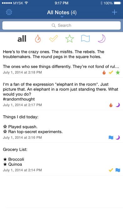 TextCrafter ~ Craft & Share Text iPhone Screenshot 1