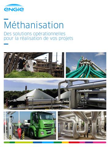 ENGIE – Méthanisation des solutions opérationnelles