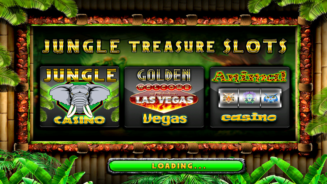 Slots Jungle Slot Machine Paytables