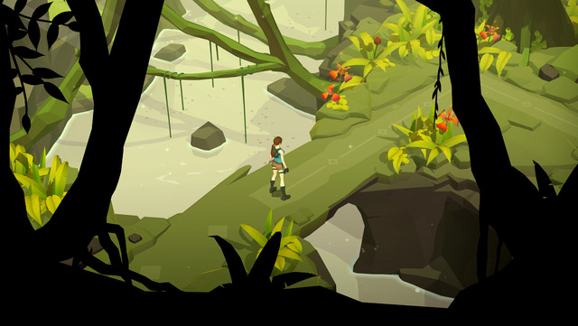 """Lara Croft GO"" opens up a gorgeous diorama world to explore (via @iMore)"