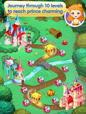 FairyTale Fiasco: Enchanted Princess Challenge screenshot