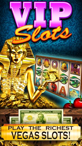 Lucky VIP Casino Slots - PRO 777 Vegas Slot Machine Game