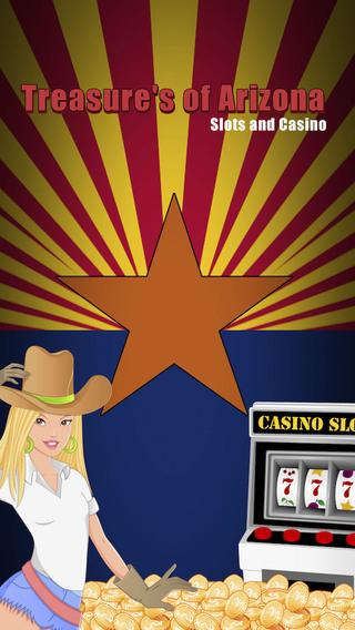 Treasure's of Arizona Slots and Casino