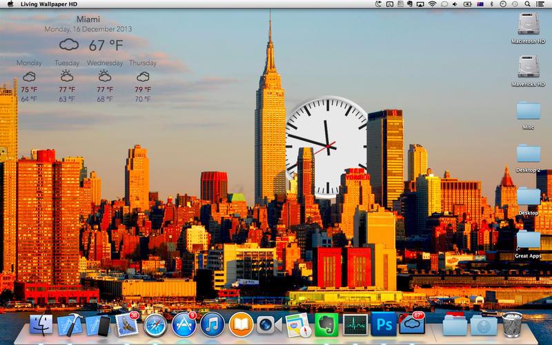 Living Wallpaper HD Screenshot - 5