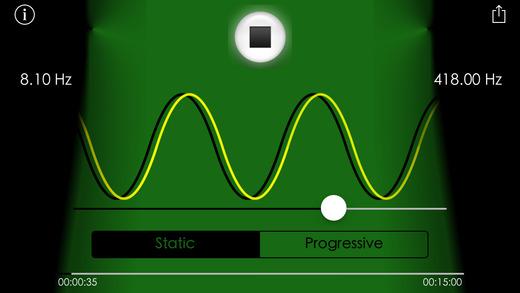 Harmonical Brain Equalizer