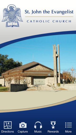 St. John the Evangelist Catholic Church - Pensacola FL
