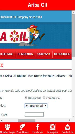 Ariba Oil