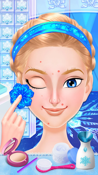 Ice Beauty Queen - Perfect Dress Up
