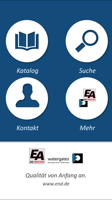 END-Armaturen Katalog iPhone Screenshot 1