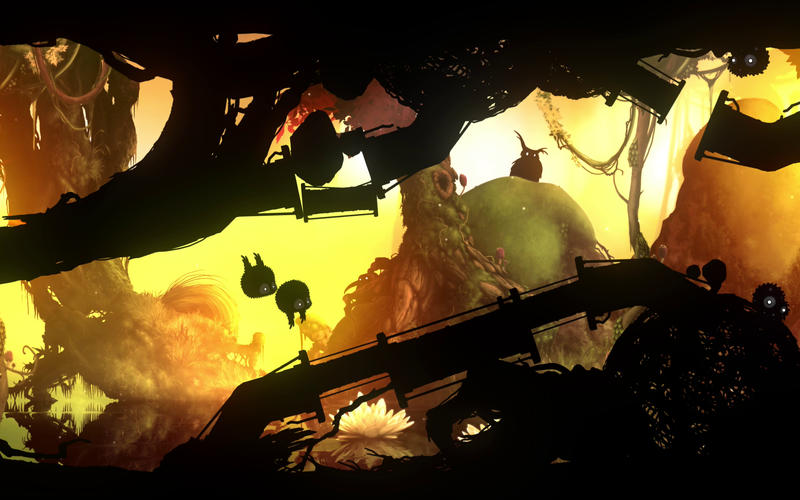 BADLAND Screenshot - 1