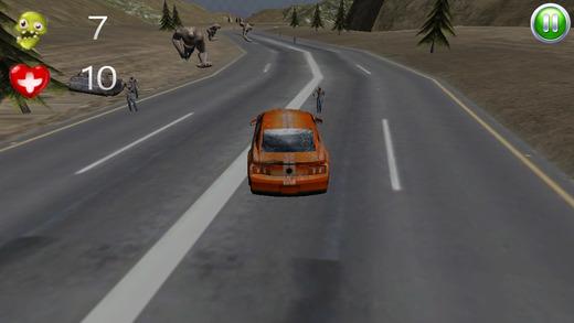 Apocalypse Ride 3D: Zombie Race