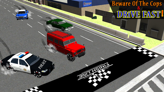 SUV Lap Race - Racers's adventure ride 4x4 racing simulation game