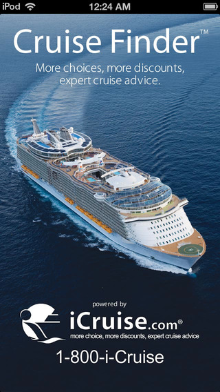 Cruise Finder by iCruise.com - Travel Vacations Holidays Cruise Ships