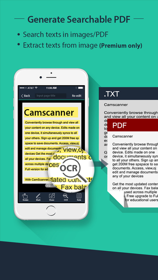 CamScanner Pro Screenshots