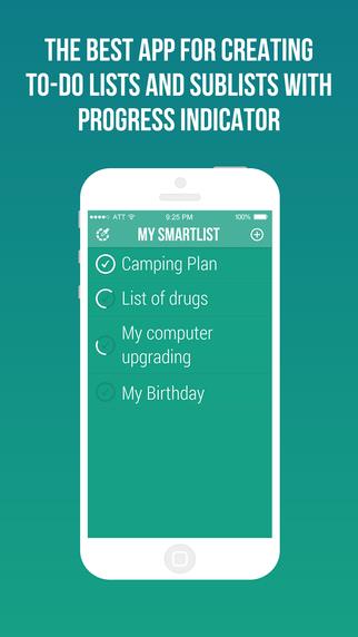 玩免費生活APP|下載My Smartlist app不用錢|硬是要APP