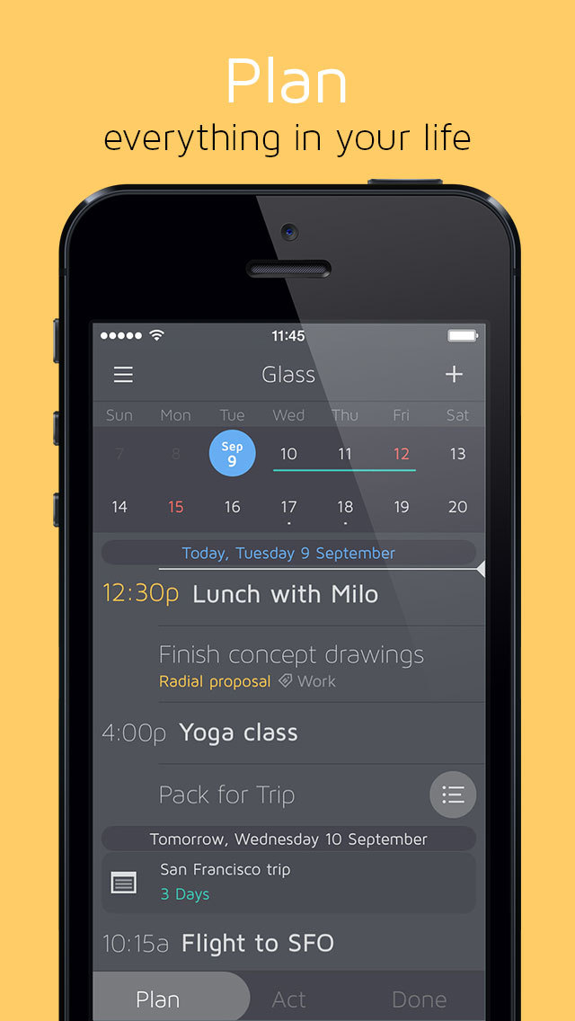 Glass Planner Best Apps And Games