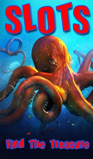 Deep Sea Slots - Hidden Creatures Treasure