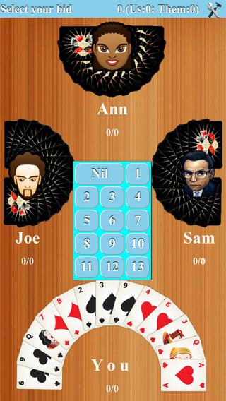 Spades - Free Card Game