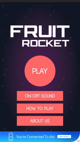 Rocket Fruit