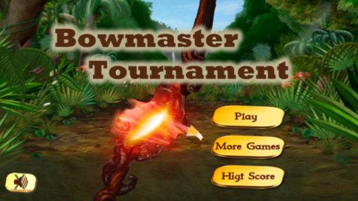Bowmaster Tournament PRO - Addictive Archery Game