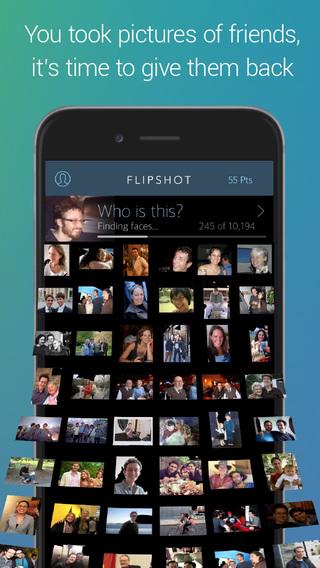 Flipshot - Stop Hoarding Photos
