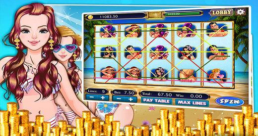 Beach Girls Slots