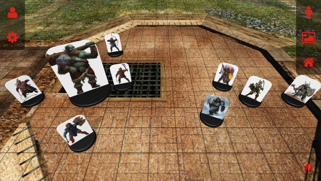 3D Virtual Tabletop - Play tabletop RPG games without an actual table (via @macnn)